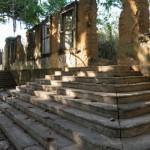 Cultura: Ruínas de Casarão em Pinheiral são resquícios da história da escravidão no Brasil(Foto: Divulgação PMP)