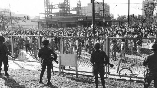 Greve na CSN em 1988 ficou na história do município e ajudou o  PT a eleger Luiza Erundina em São Paulo