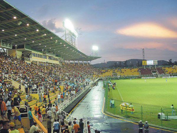 Estádio da Cidadania: Raulino de Oliveira é atração regional e já recebeu inclusive jogos internacionais
