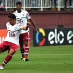 Arriscando: Fluminense acabou levando a virada no fim da partida