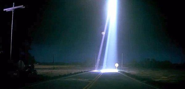 Cinematográfico: História lembra cena do filme de Spielberg  (Foto: Divulgação)