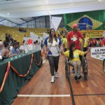 Destaque: Olimpede é considerada o maior evento esportivo de inclusão social para pessoas portadores de deficiências no Brasil (Foto: Arquivo)