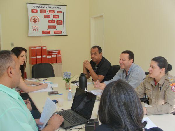 Objetivo é garantir um melhor atendimento à população de Volta Redonda e até Pinheiral (foto: Melissa Carísio)