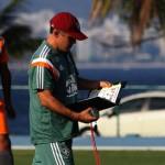 Mudança: Eduardo Baptista espera conseguir dar maior consistência ao Fluminense  (Foto: Divulgação)
