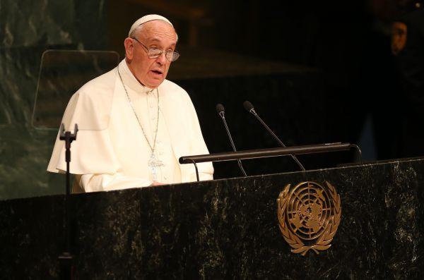 Papa Francisco: 'Os organismos financeiros internacionais deveriam promover o progresso'