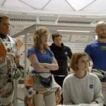 Equipe: Astronautas vivem em habitats pressurizados (Foto: Divulgação)