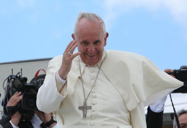 Mensagem: Papa Francisco quer estreitar relações entre Cuba e Estados Unidos