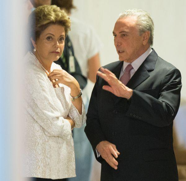 Alvo: Dilma pode ter processo de impeachment iniciado e deixar poder com Temer
