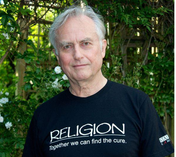 O delirante Richard Dawkins, biólogo britânico, é o papa do fundamentalismo ateu