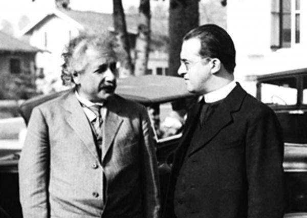 Einstein e lemaître: amizade e admiração mútua