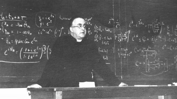Padre Georges Lemaître, o criador da Teoria do Big Bang