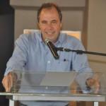 Mauro Campos afirma que hiperinflação acabou com o hábito de planejar no longo prazo (foto Arquivo)