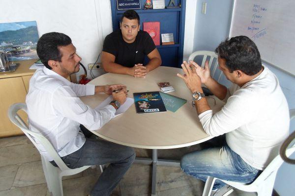 De olho: Secretários de Angra e de Mangaratiba discutem detalhes de fiscalização na alta temporada (Foto: Divulgação)