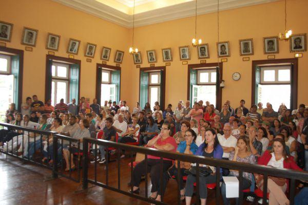 (Foto: Cedida pela prefeitura de Vassouras/Suellem Lopes)