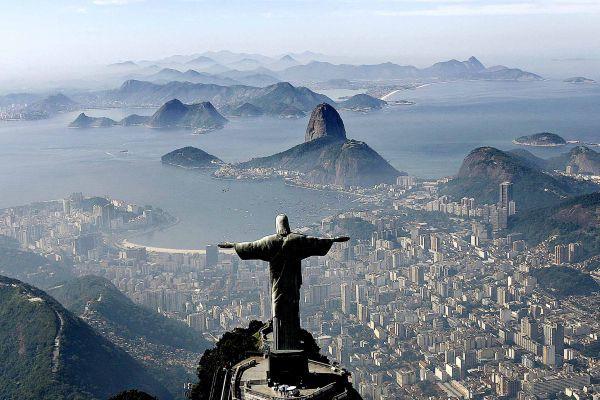 Atraente: Beleza natural faz Rio ser o destino turístico mais procurado do Brasil