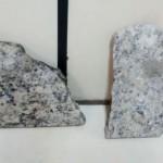 Homem teria ameaçado jogar pedras nos guardas (foto: GMVR)