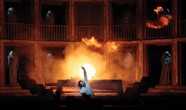 Na ópera de Mozart, Don Giovanni comporta-se como alguns de nossos líderes políticos: preferem ir ao inferno do que renunciar aos malfeitos