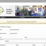 Portal de Vagas SME