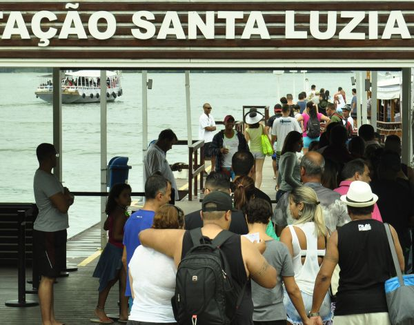 TurisAngra  fará ações de ordenamento no Cais Santa Luzia