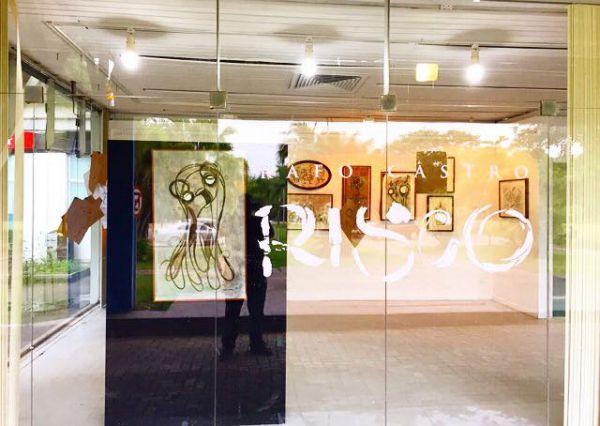 'Risco': Mostra do artista gráfico Rafo Castro apresenta obras de traço único, com muita leveza e humor (Fotos: Divulgação)
