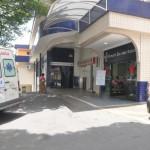 Cinco pessoas continuam internadas no Hospital São João Batista, em Volta Redonda (Foto: Franciele Bueno)