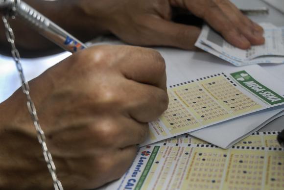 Último sorteio do ano: Mega-Sena da Virada vai sortear R$ 280 milhões na próxima quinta-feira (31)  (Foto: ABr)