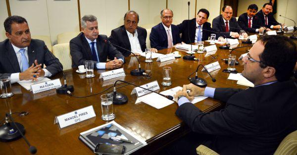 Encontro: Reunião em Brasília debate temas econômicos