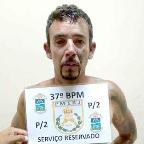Alessandro Gonçalves, de 35 anos, disse estar sob efeito de drogas quando cometeu o crime