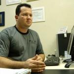 Sob investigação: Delegado Marcelo Nunes Ribeiro pediu ajuda da população para solucionar o crime ocorrido na quinta-feira (Foto: Arquivo)