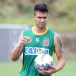 Mantido: Luan é uma das estrelas do atual elenco do Vasco que faz pré-temporada em Pinheiral