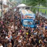 Segunda-feira de Carnaval: Tradicional Bloco do Carvão ganha as ruas de Itacuruçá (Foto: Divulgação)