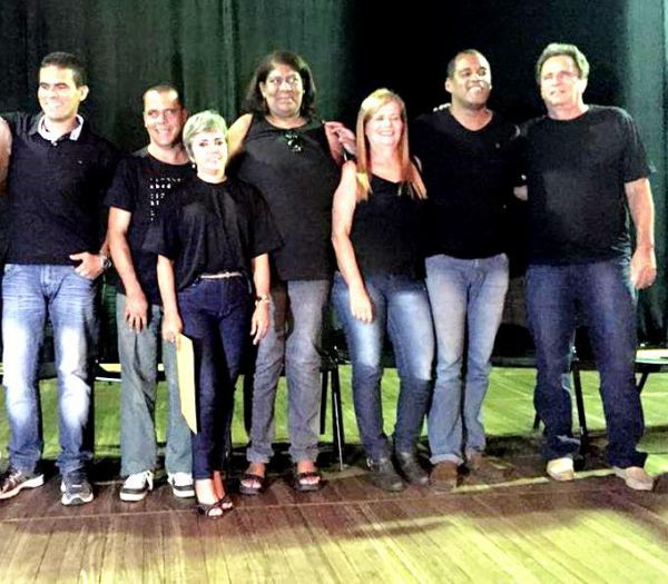 Em cena: Peça conta com Carlos Baldassone, Drica Damazio, Edilia Carmo, Francisco Tomaz, Lene Mafort, Paulo Gomes e Welington Santos no elenco