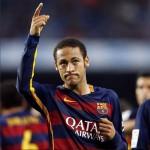 Alvo: Órgão responsável pelo Campeonato Espanhol já teria em seu poder vídeos e áudios com gritos e xingamentos racistas contra Neymar (Foto: Reprodução/Instagram Barcelona F.C)