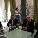 Apoio: Pezão vai pedir ajuda da presidente Dilma Rousseff para interromper demissões na CSN