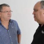 Apoio: Carlinhos Santana terá a ajuda de Silvio Campos e de diversos diretores do Sindicato dos Metalúrgicos