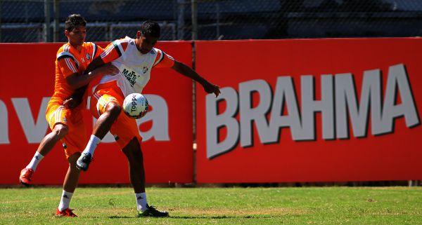 Voltando: Diego Souza fará sua reestreia pelo clube que o revelou