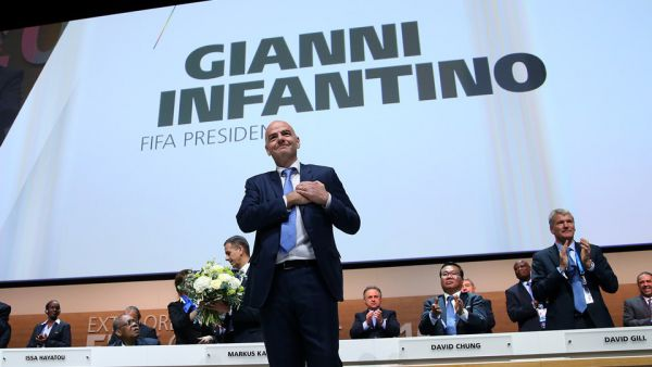 De casa: Europeu comandará a Fifa após eleição polêmica (Foto: Divulgação)