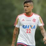 Everton é uma das armas de velocidade no Flamengo