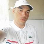 Vítima: Rafael Pereira da Silva tinha 31 anos e foi morto na Rua Dom Antônio Cabral, no bairro São Luiz (Foto: Reprodução Facebook)