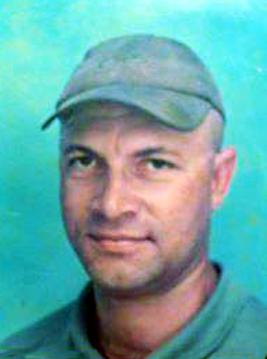 Sumido: Márcio José Adriano Machado tem 40 anos e está desaparecido desde a sexta-feira passada (Foto: Cedida pela família)
