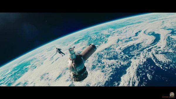 Beleza: Produção reconstitui o primeiro passeio espacial