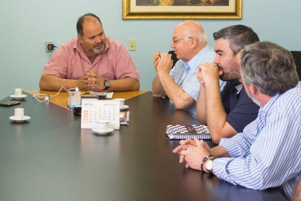 Conversa: Jonas e Dom Francisco falaram da Floresta da Cicuta e outros assuntos
