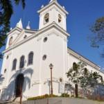 Matriz de Nossa Senhora da Conceição em Resende também receberá atividades (Foto: Divulgação)