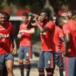 Sede: Marcelo Cirino curte boa fase no Flamengo com gols e grandes atuações