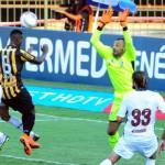 Voltaço deu trabalho ao Fluminense mas acabou pecando no momento final (Foto: Paulo Dimas)