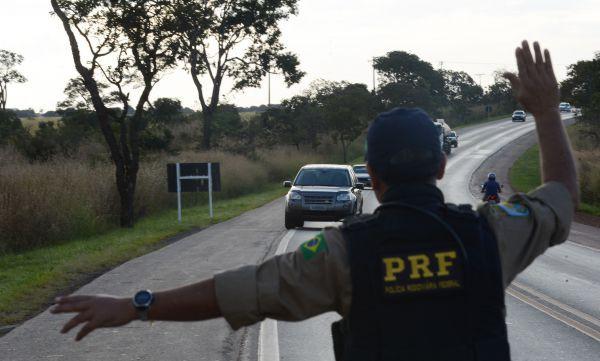 Estradas não são monitoradas por drones para efeito de fiscalização