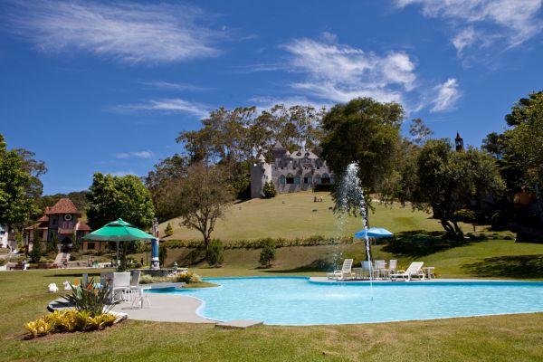 Hospedagem será no Hotel Le Canton, em Teresópolis, região Serrana do estado (Foto: Divulgação)