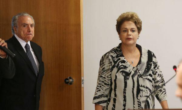 Cada um: Eduardo Cunha e Renan Calheiros adotam posturas diferentes na condução do processo