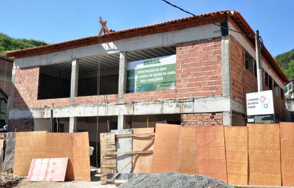 No ritmo: Prefeitura espera concluir obras em 90 dias (Foto: Divulgação)
