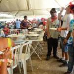 acampamento brasilia